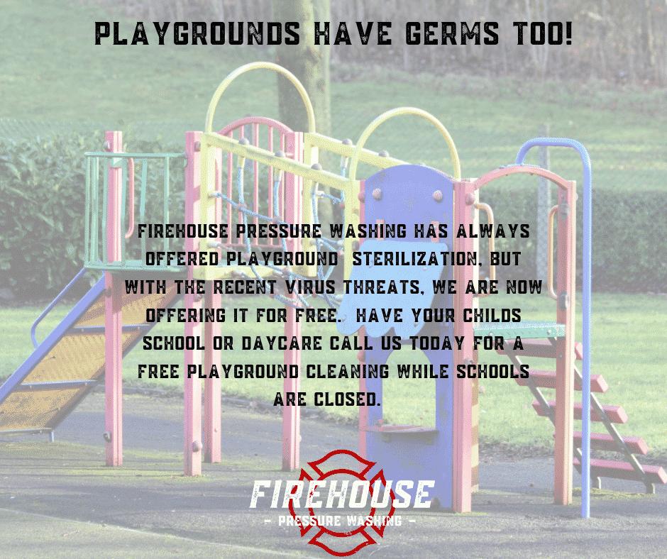 free playground sterilization
